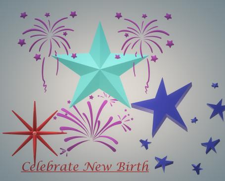 Celebrate New Birth
